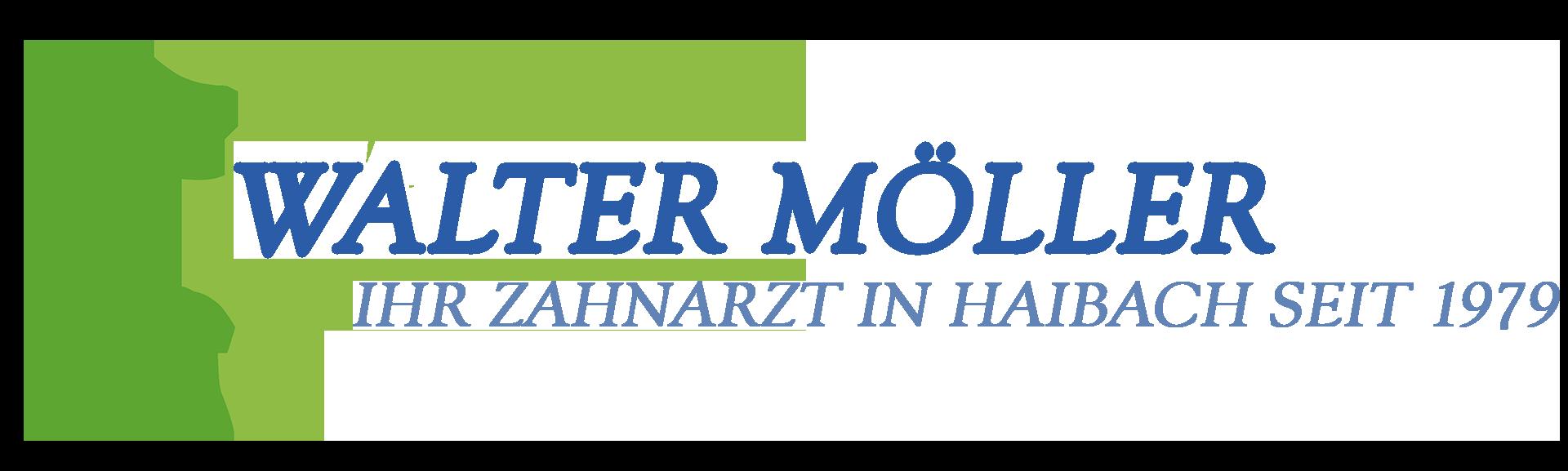 Zahnarzt Walter Moeller